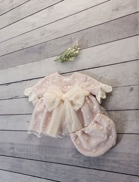 Vestido Modelo Angelica