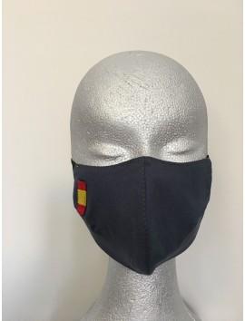 Mascarillas Higiénicas -España gris