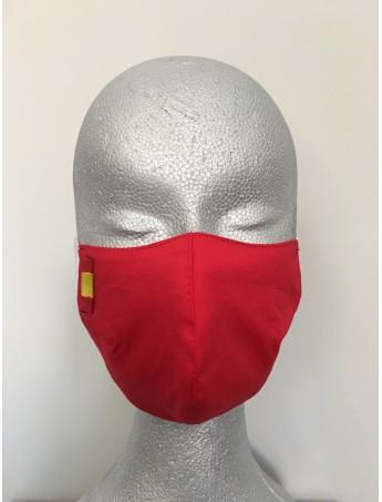 Mascarillas Higiénicas -España roja